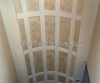 Metallic Coffered Ceiling, Lloyd Neck Harbor