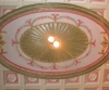 Embellished ceiling medallion