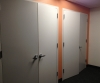 BEFORE Interior Steel Doors NYC Office
