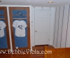 AFTER - Yankees Locker Mural